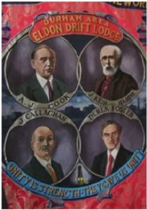 Eldon Drift Miner's Banner