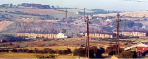Eldon Looking North 1960's